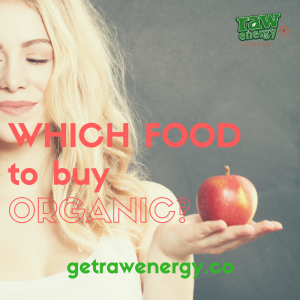 which food to buy organic