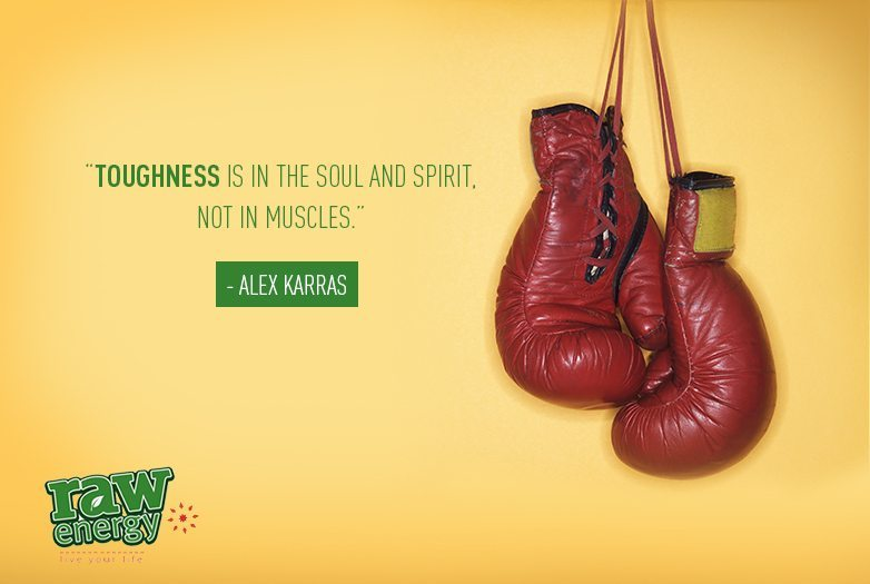 Boxing gloves success without stress