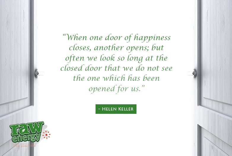 open door white spritual Success without stress