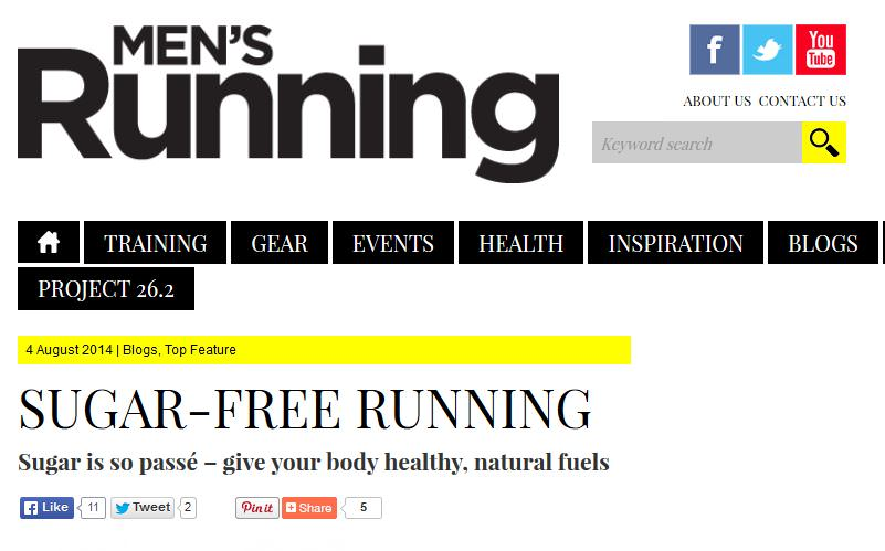 Sugar Free Running