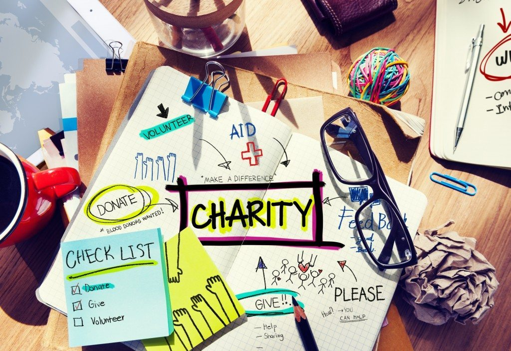 Enhance Your Wellbeing By Giving Back