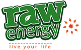 Raw Energy - Logo