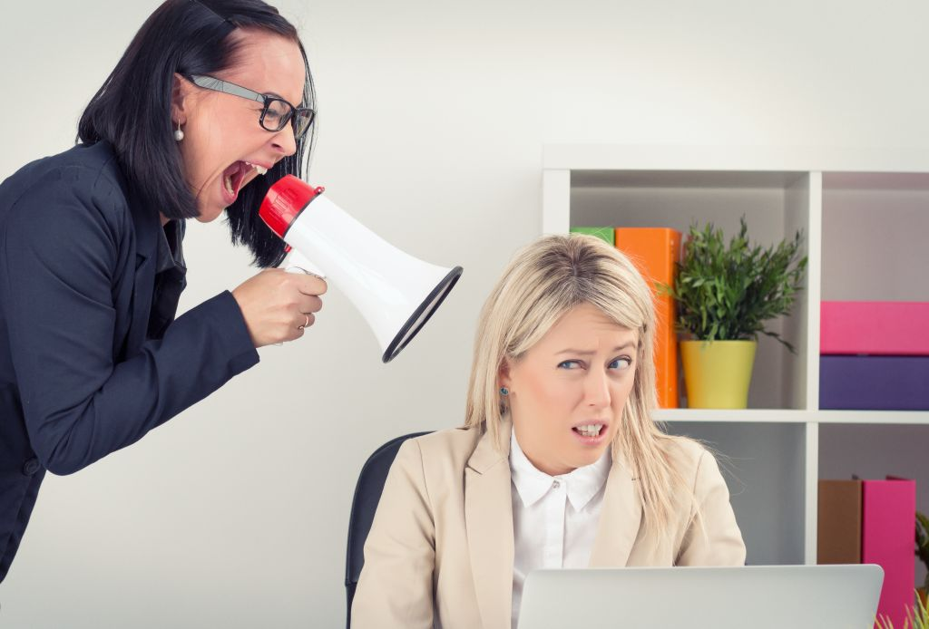 Stressed Out At Work? Is Your Stressed Boss Contagious?
