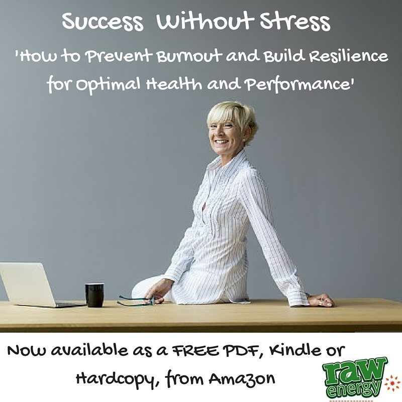 success without stress femal executive