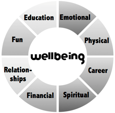 wellbeing wheel are you ready for 2016 raw energy
