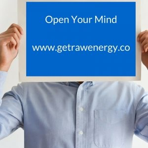 open your mind raw energy