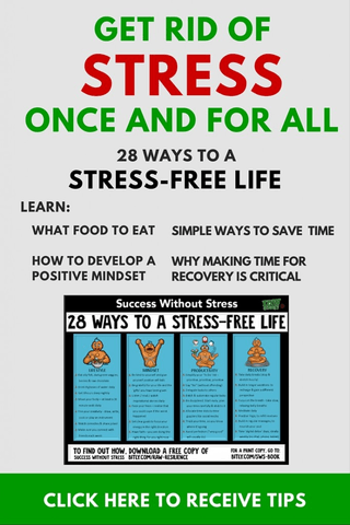 28 tips for a stress free life get raw energy