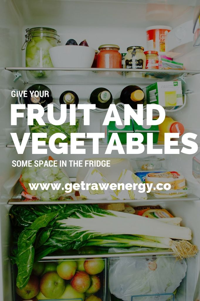 How To Make Your Fresh Fruit and Veg Keep Their Nutrients Longer