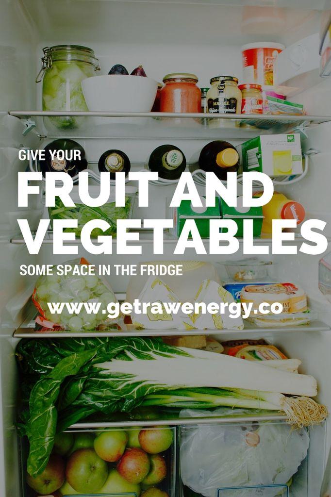 keep fruit and veg fresh