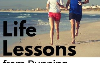 life lessons from running