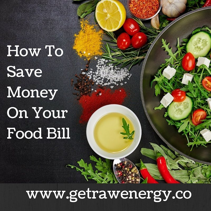 save money on your food bill