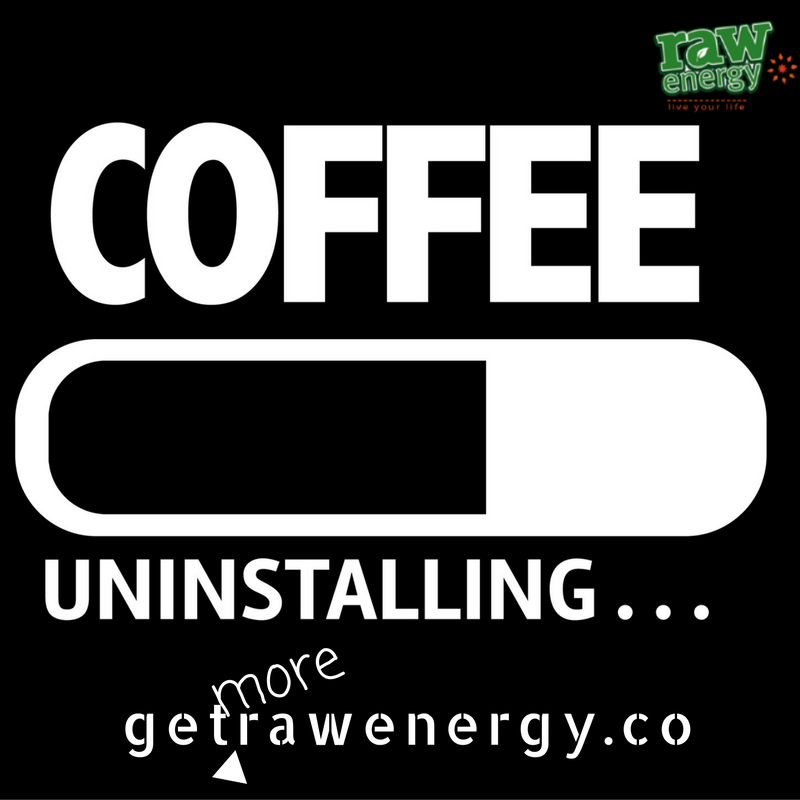 coffee get raw energy