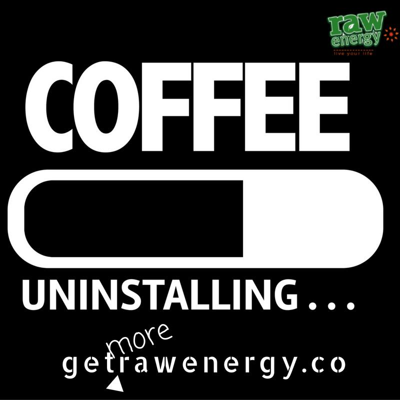 coffee get raw energy