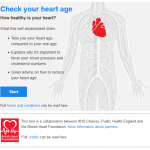 Tools to Track Your Heart Health