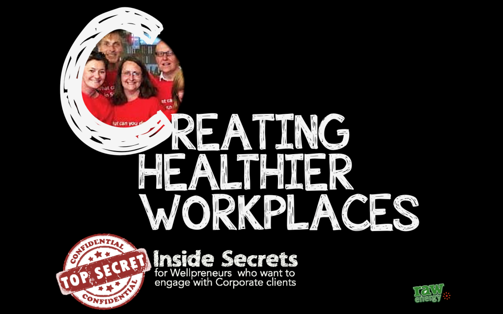 Workplace Wellbeing Insider Secrets