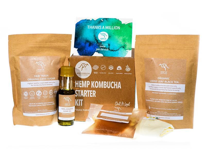 Kombucha-Starter-Kit