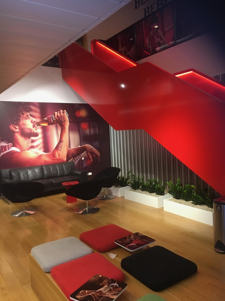 Inside the House of Coke