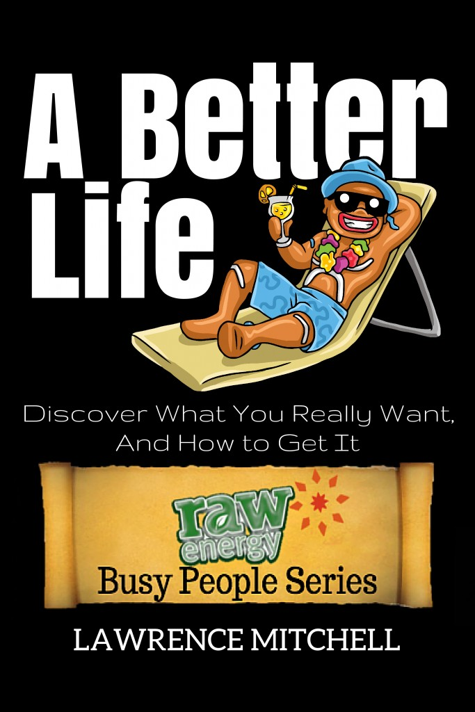 A Better Life front cover