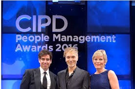 Winner CIPD People Management Awards