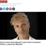 Get to Know SumoSalad's new Chief Customer Officer, Lawrence Mitchell