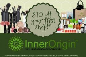 Inner Origin Discount Voucher