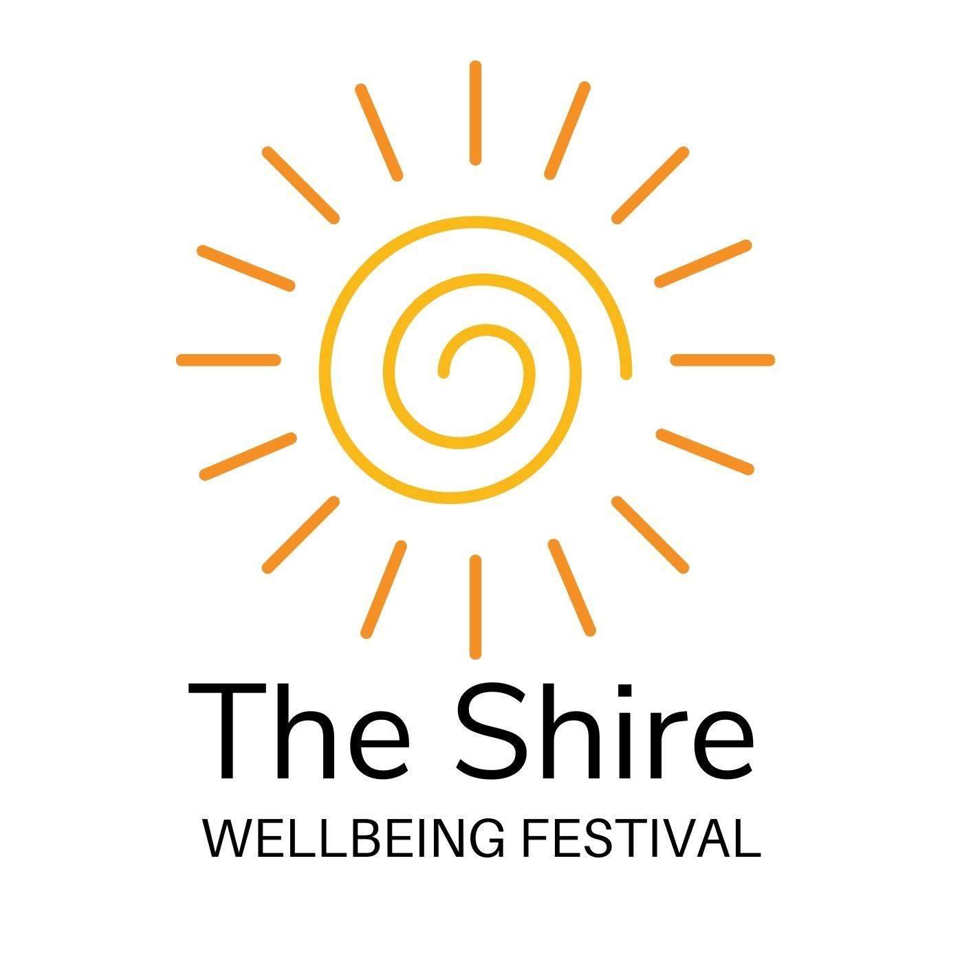 Shire Welling Festival Logo