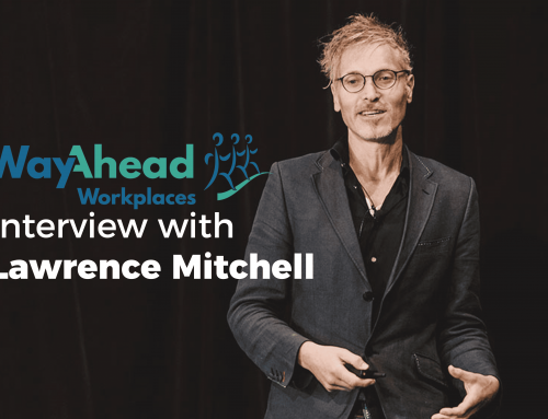 Wayahead Interview with Lawrence Mitchell