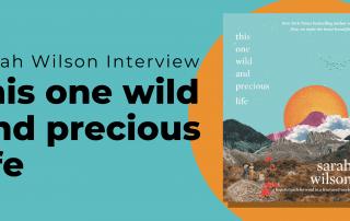 Sarah Wilson Interview