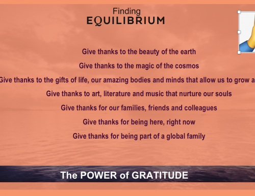 Play the Gratitude Game